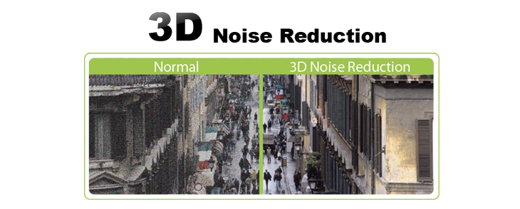 3d noise reduction